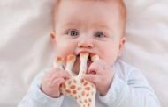 Los dientes del bebé también pueden tener caries