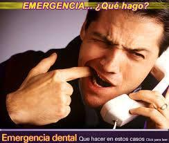 Emergencias Dentales