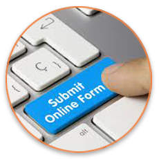 online-form-button