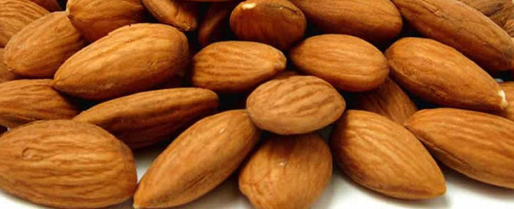vegan almonds