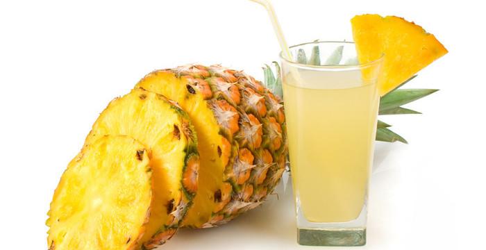 Vegan Pineapple Juice