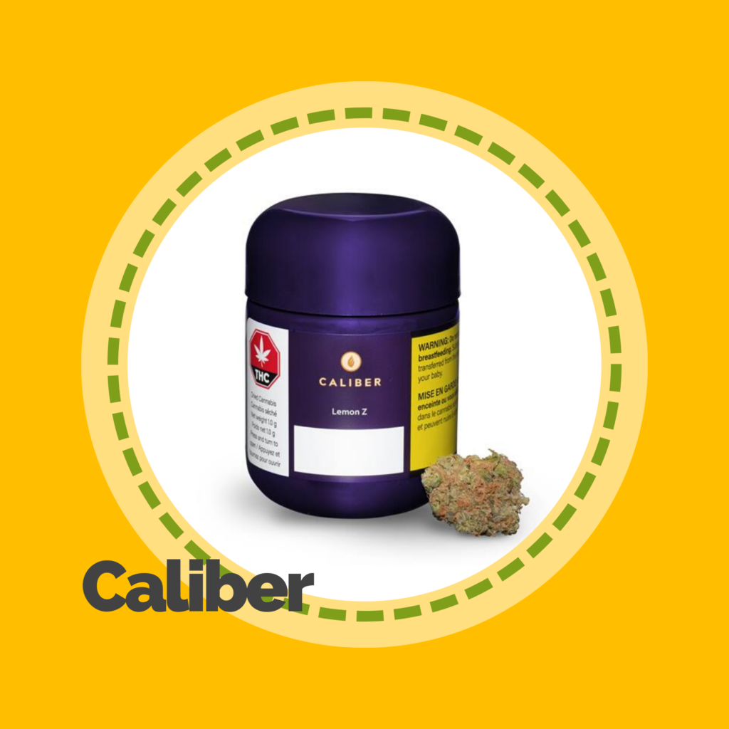 Caliber - sweet weed that's a sweet deal