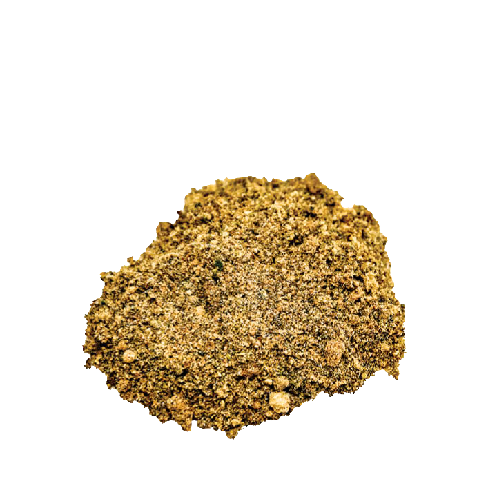 BC Mountain Bubble Hash from Canadian Bud Collection
