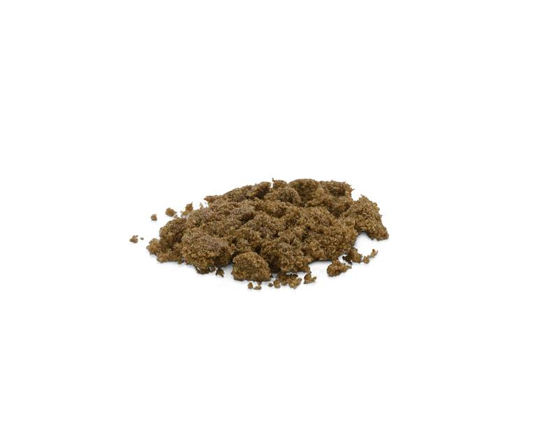 Lord of the Apes hashish is a blend of 3 killer cultivars