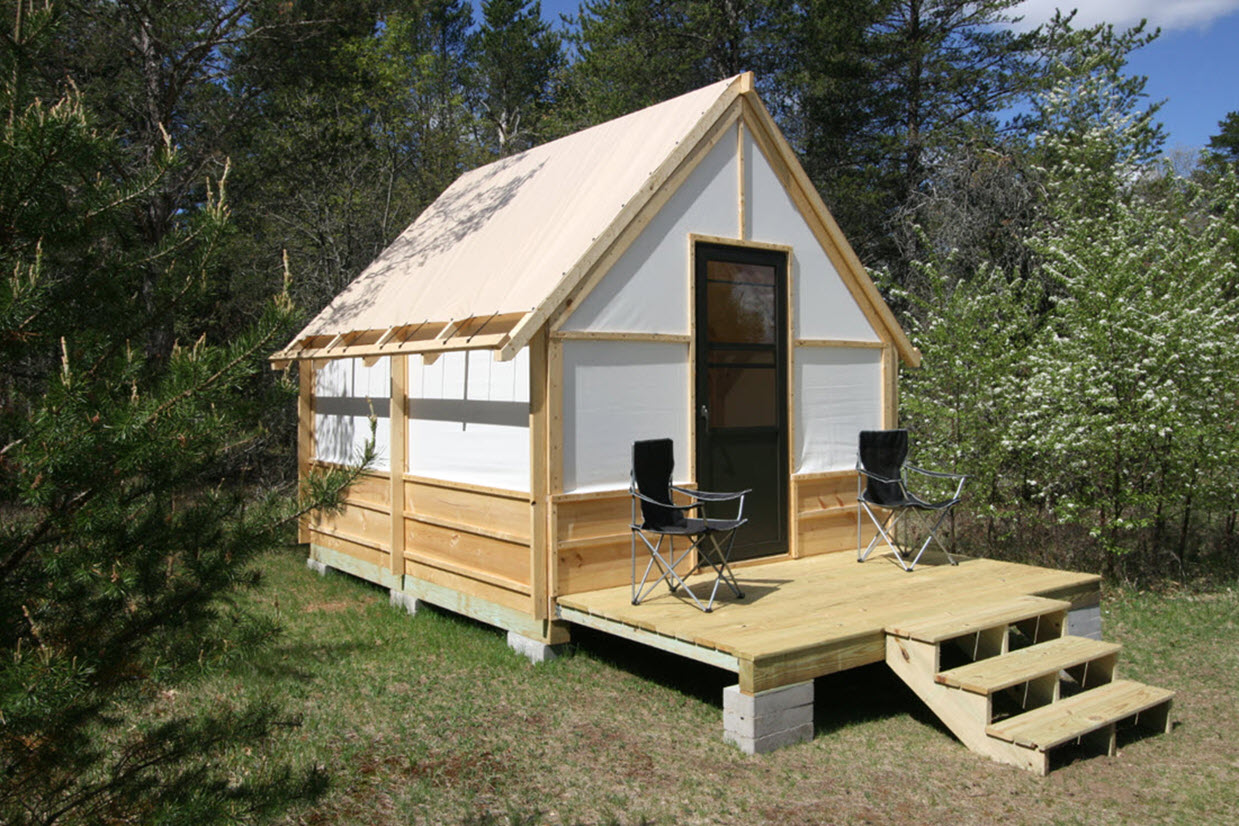 The Canvas Cabin