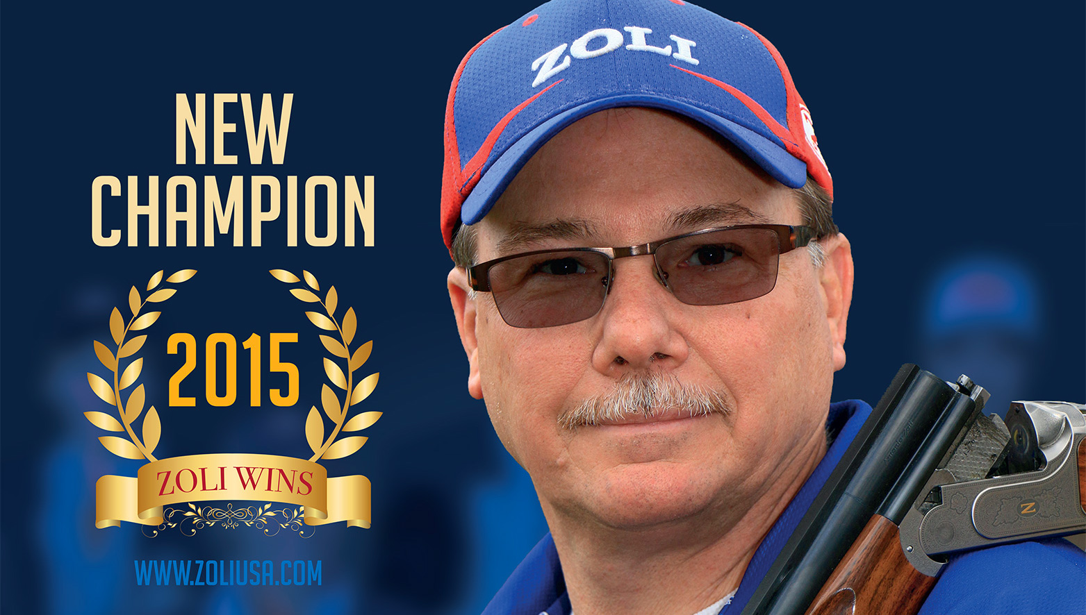 W. Walton, Winner Of US National Sporting Clay Championship