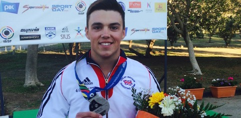Ben Llewellyn, Silver At The Shotgun World Cup In Cyprus