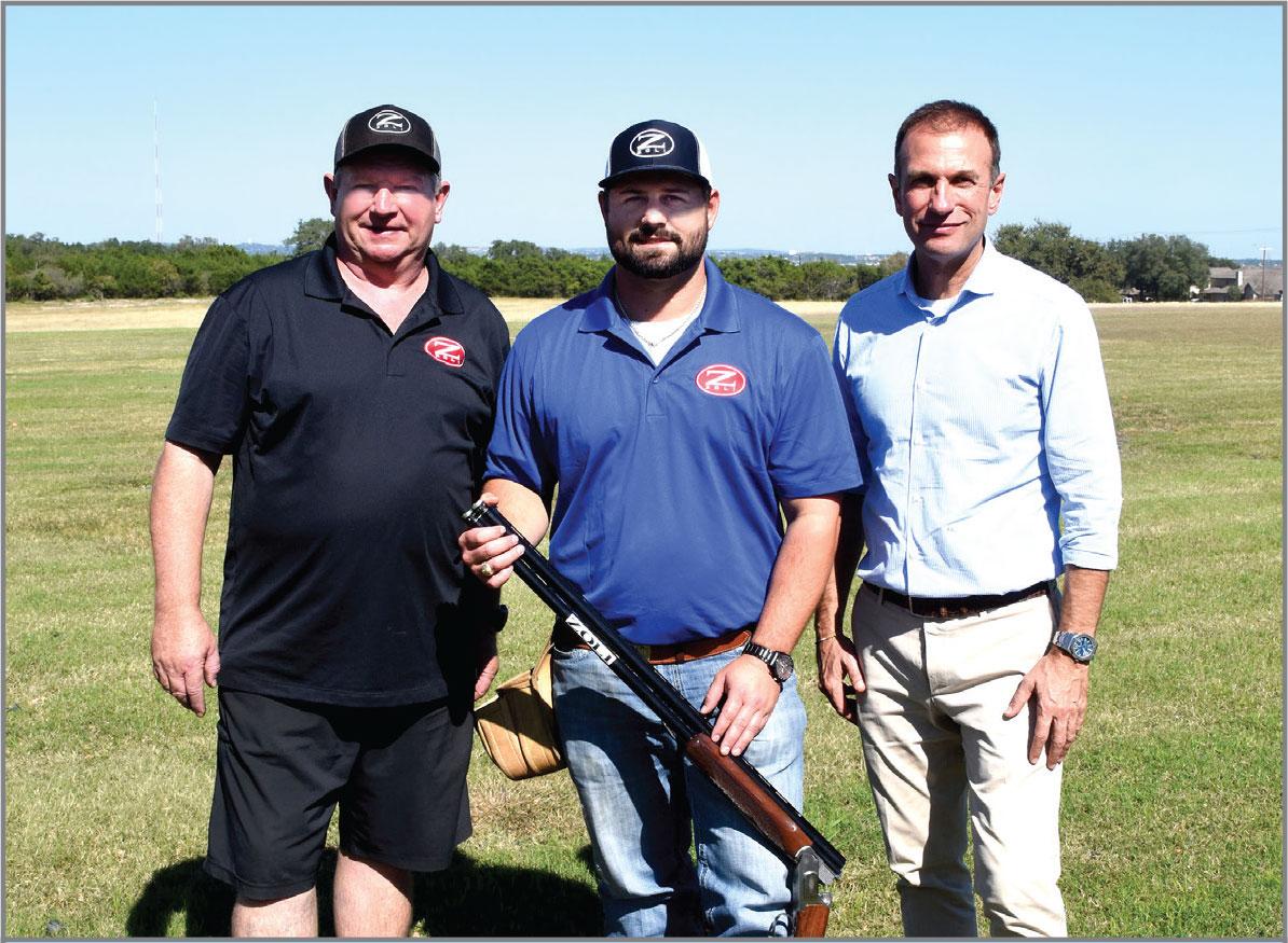 """Elite Shotguns And Zoli USA Team Up With Pro Shooter Cameron Schuster"""