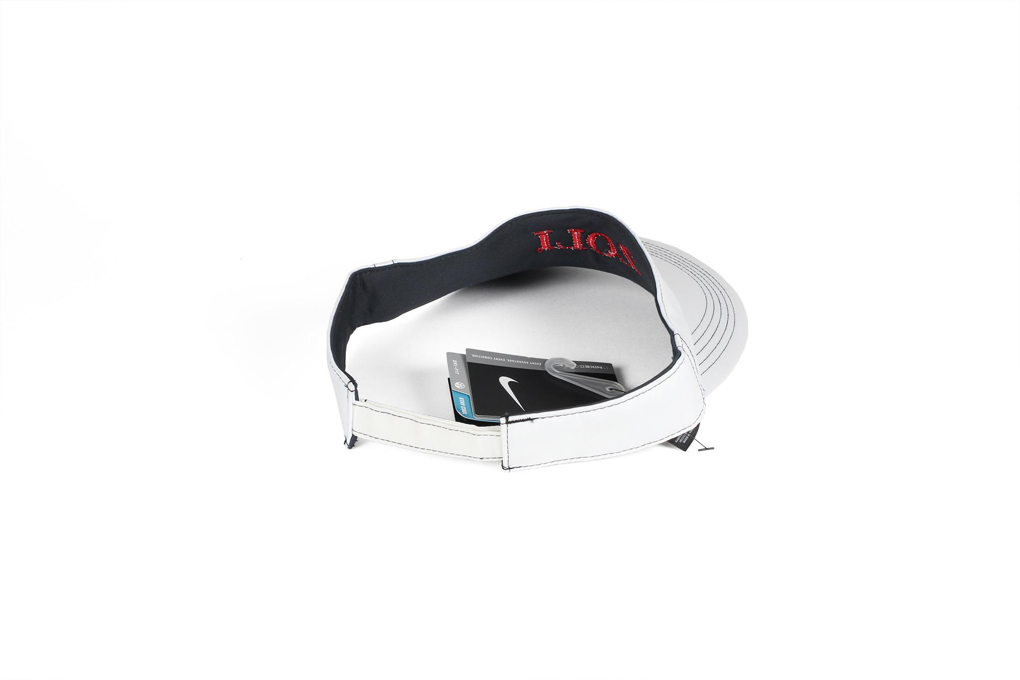 Whike Zoli Nike Visor - Velcro Back