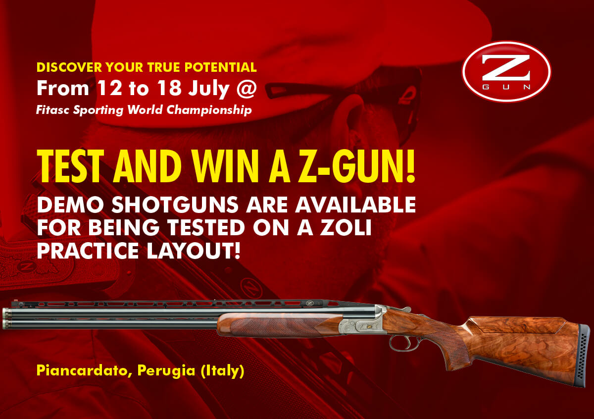 TEST AND WIN A Z-GUN!