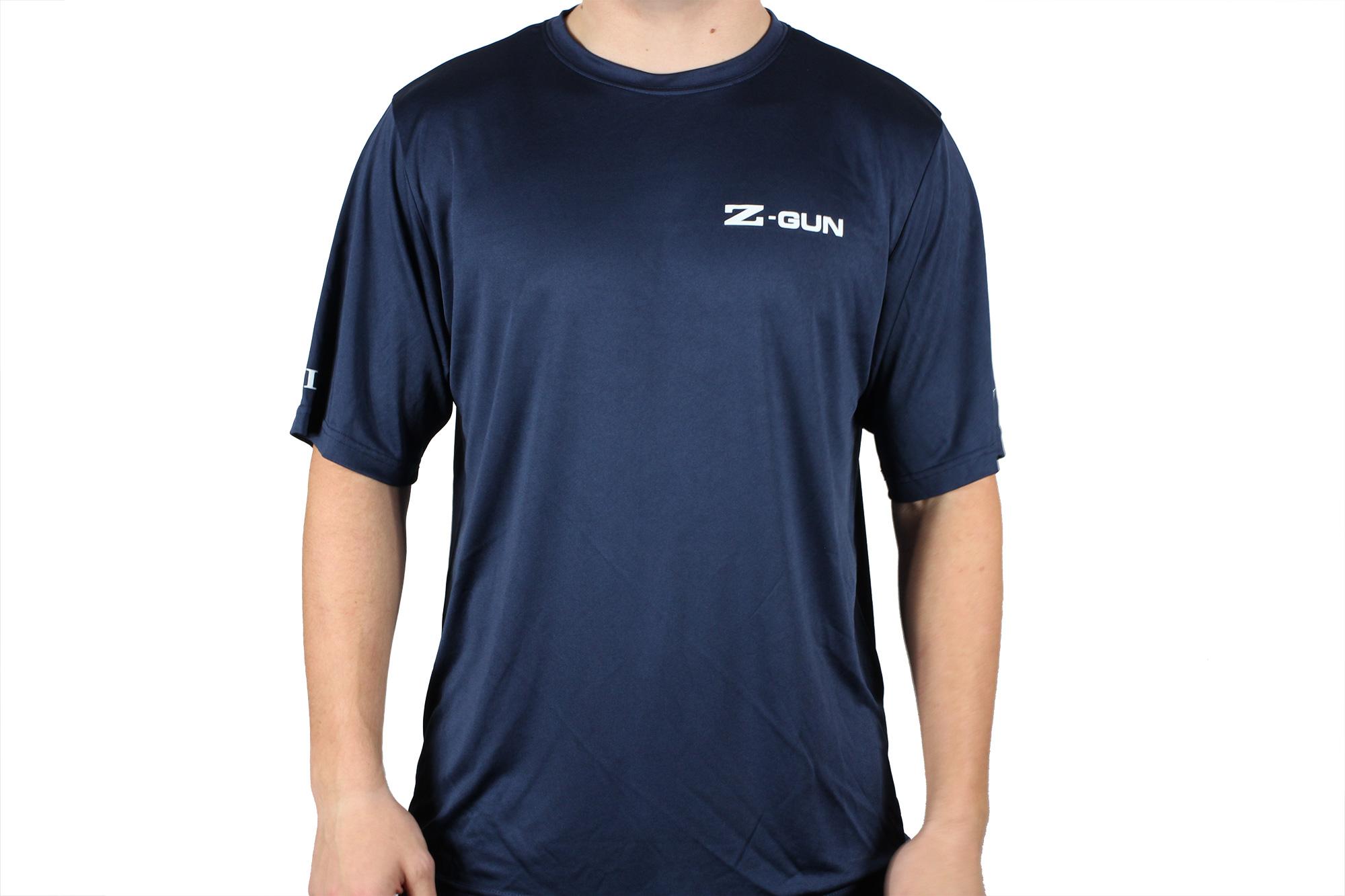 Zoli Z-GUN Navy Sport Shirt front