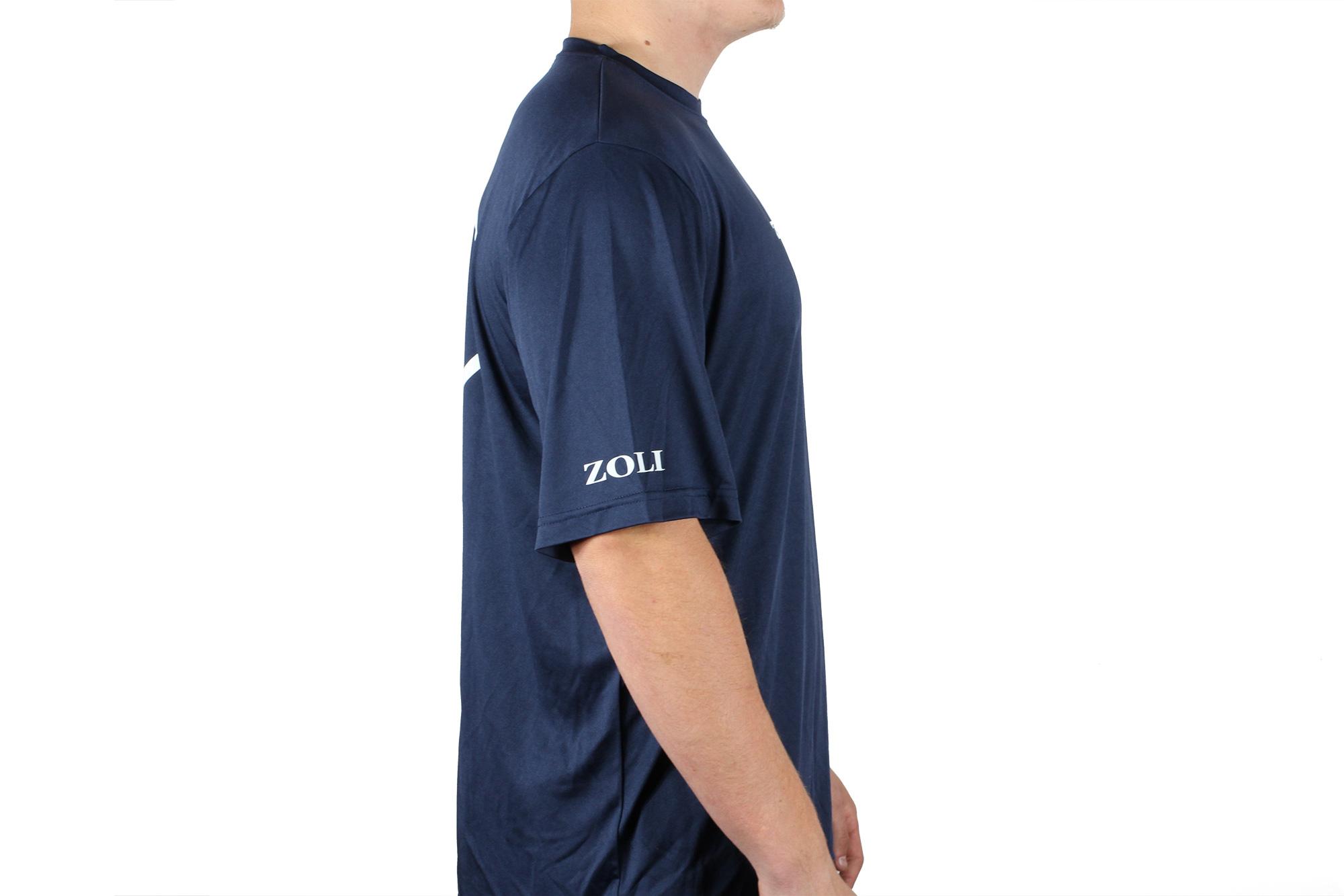 Zoli Z-GUN Navy Sport Shirt rightside