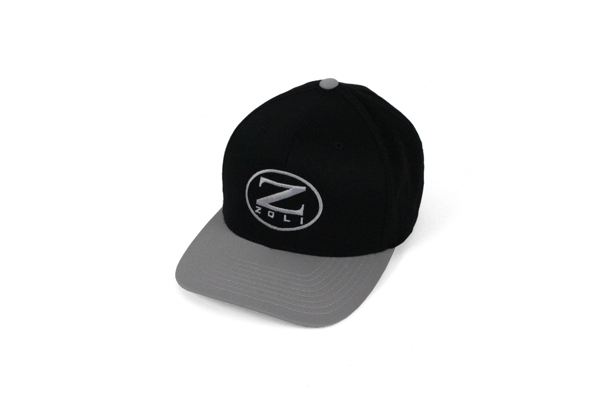 Zoli Embroidered Flexfit® Hat (Black)