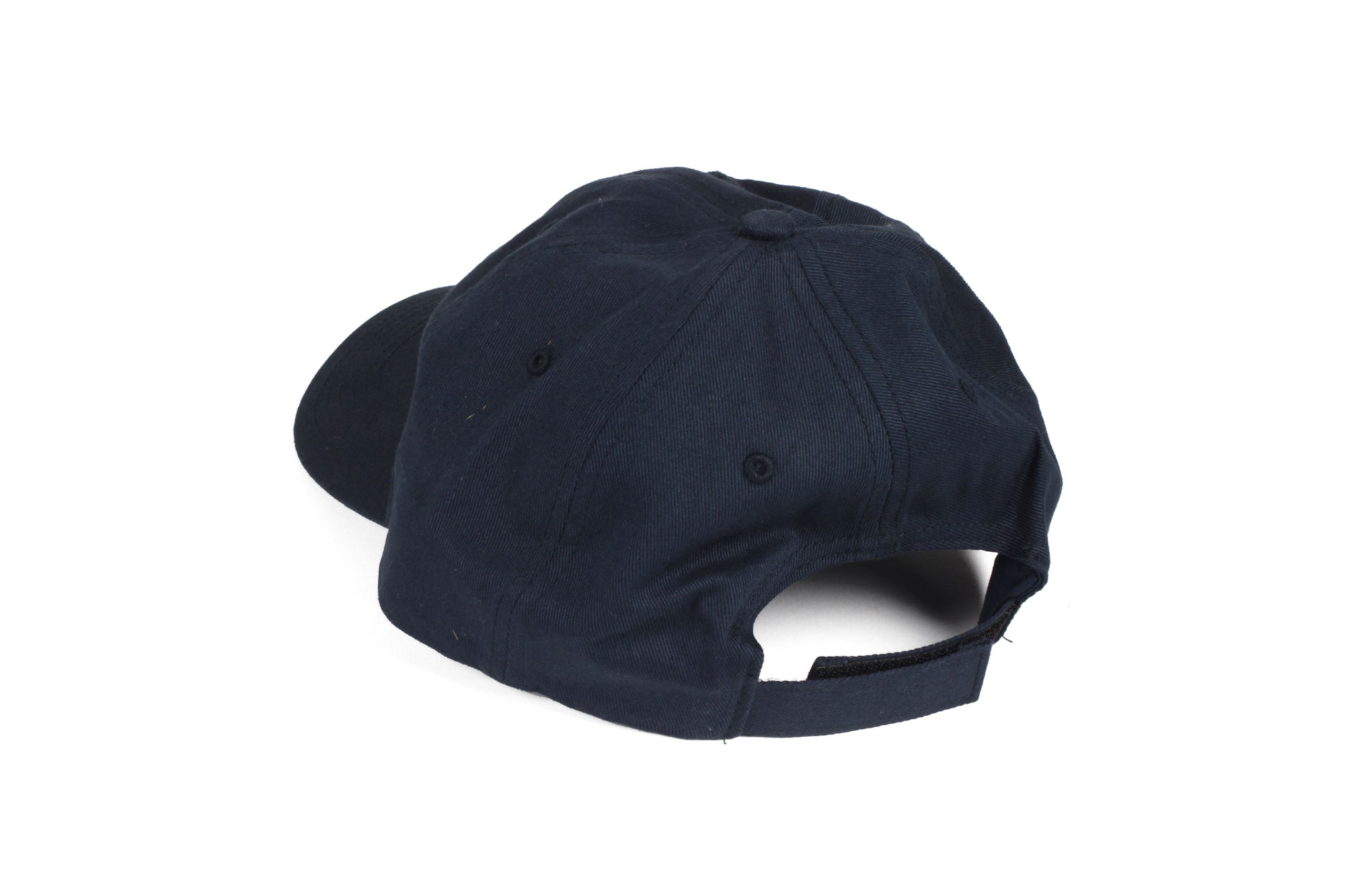 Zoli Navy Unstructured Hat back