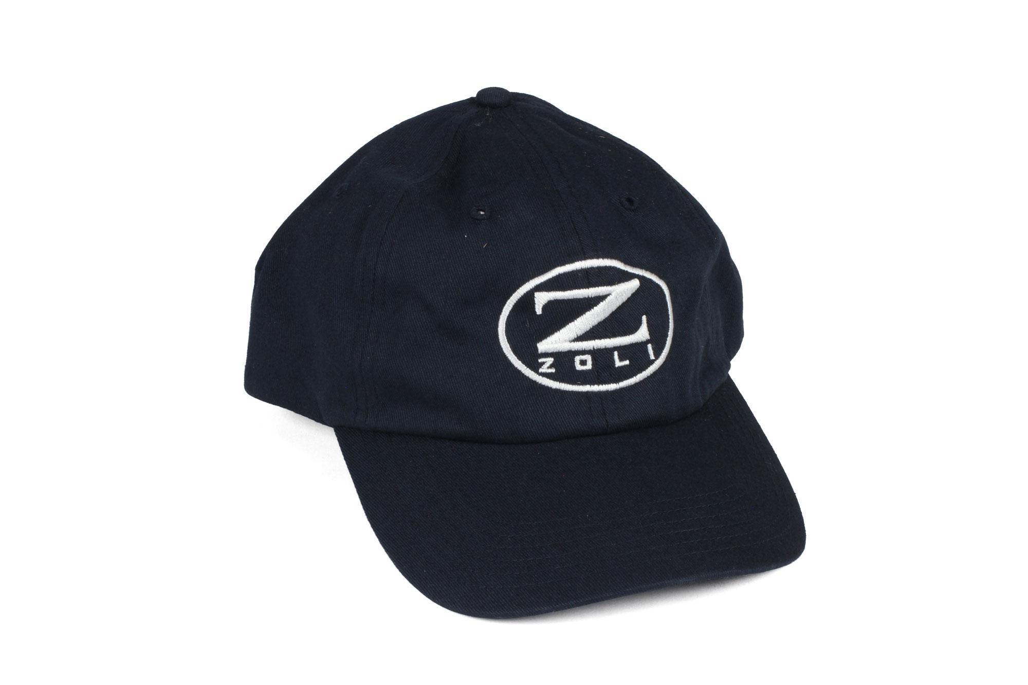 Zoli Navy Unstructured Hat
