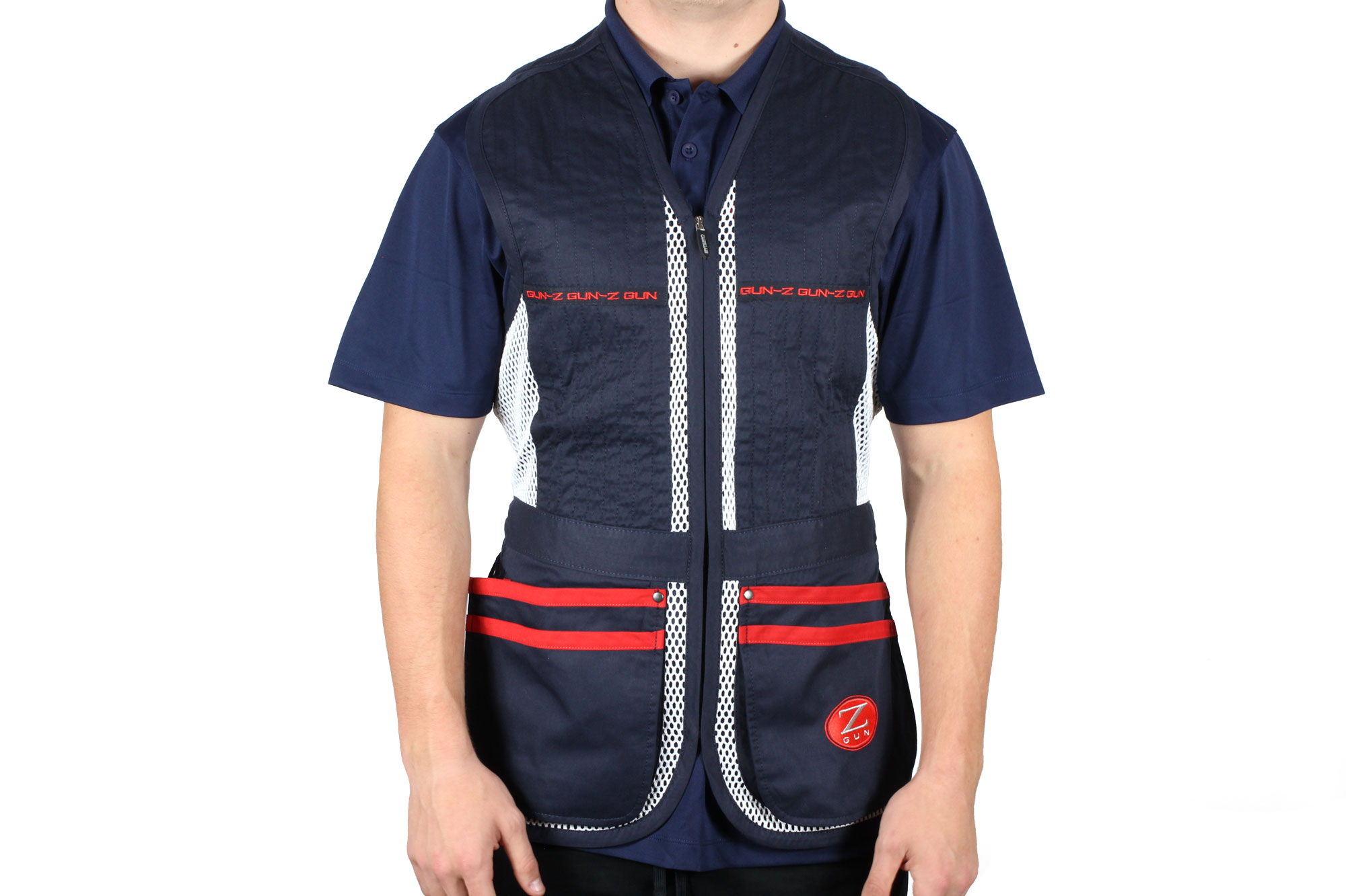 Zoli Shooter Vest by Castellani front