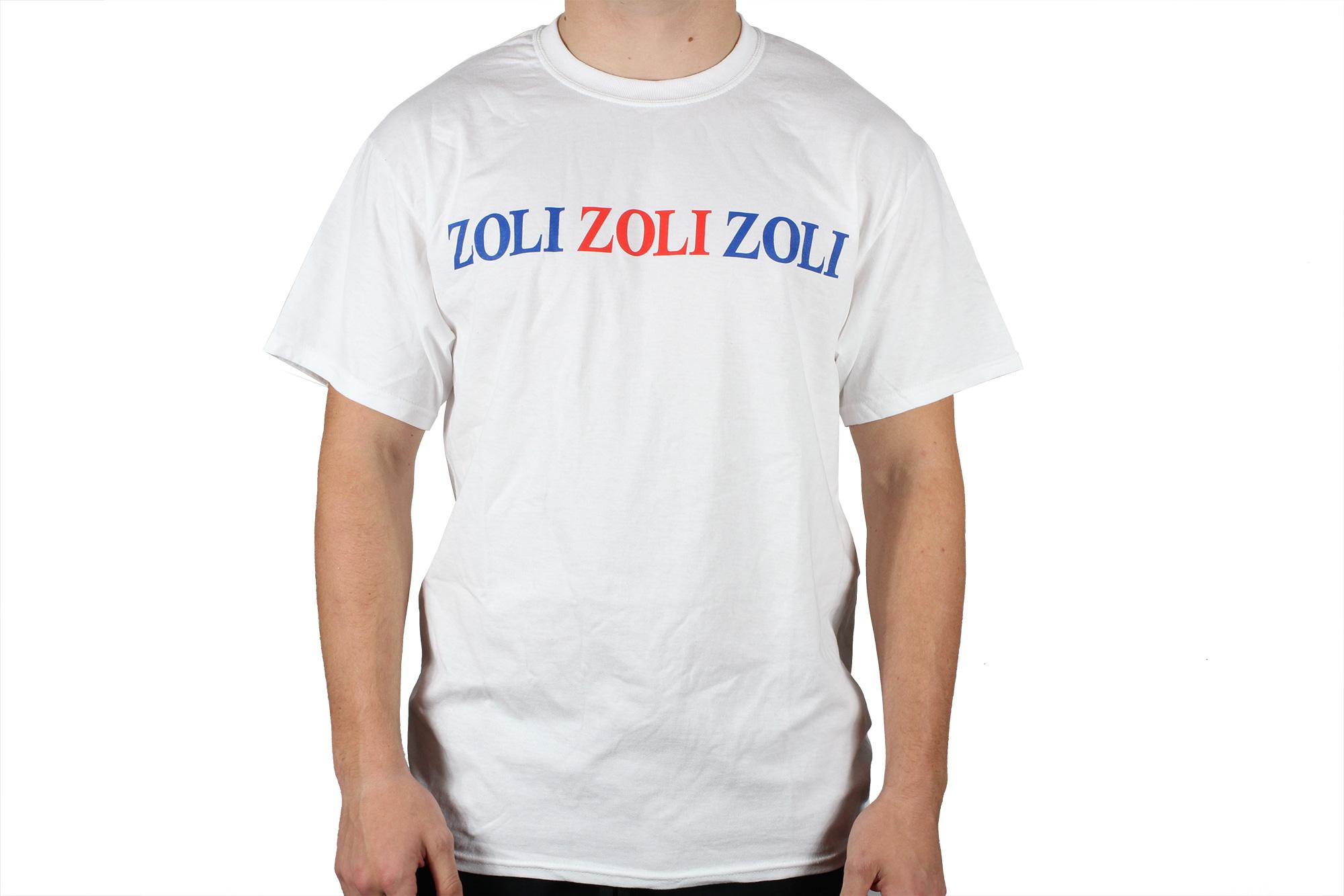 Zoli Zoli Zoli White Cotton Shirt