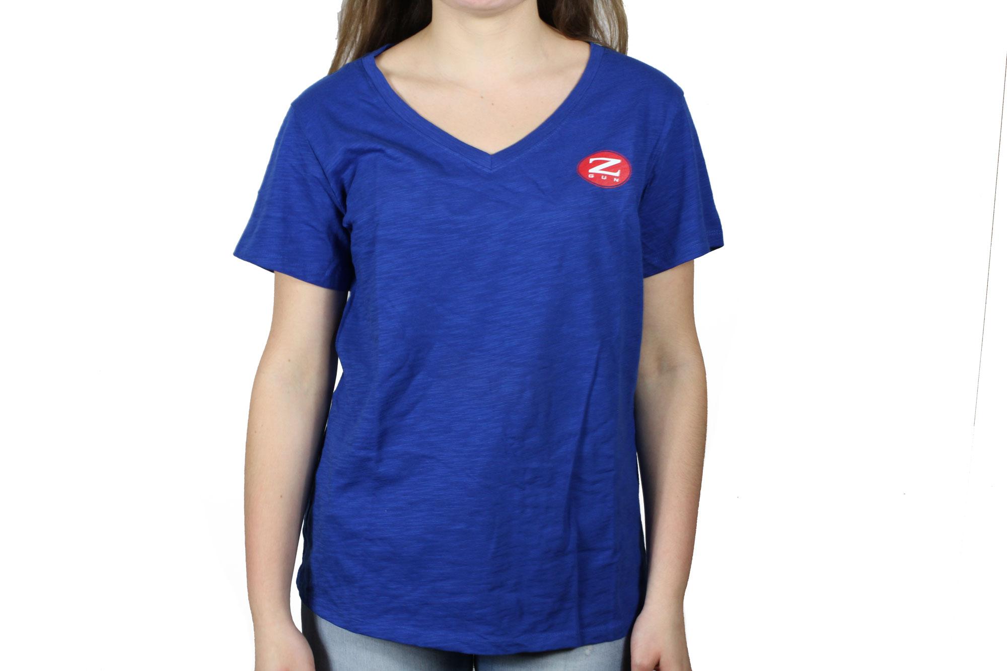 Zoli Women's T-Shirt ( Royal )