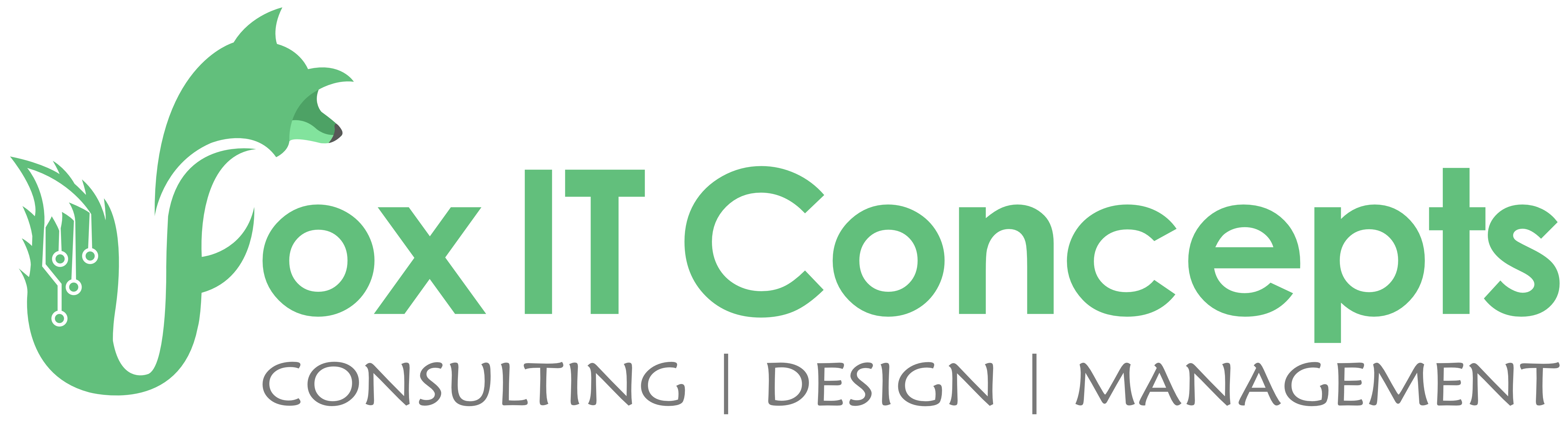 Fox IT Concepts - Logo | Website Consulting - Design - Management