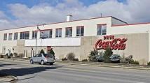 Coca Cola Bottling Plant, Flint, Michigan