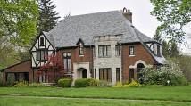 Tudor-Style Slate Roof