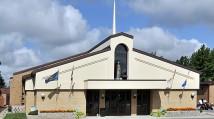 church roof flint township