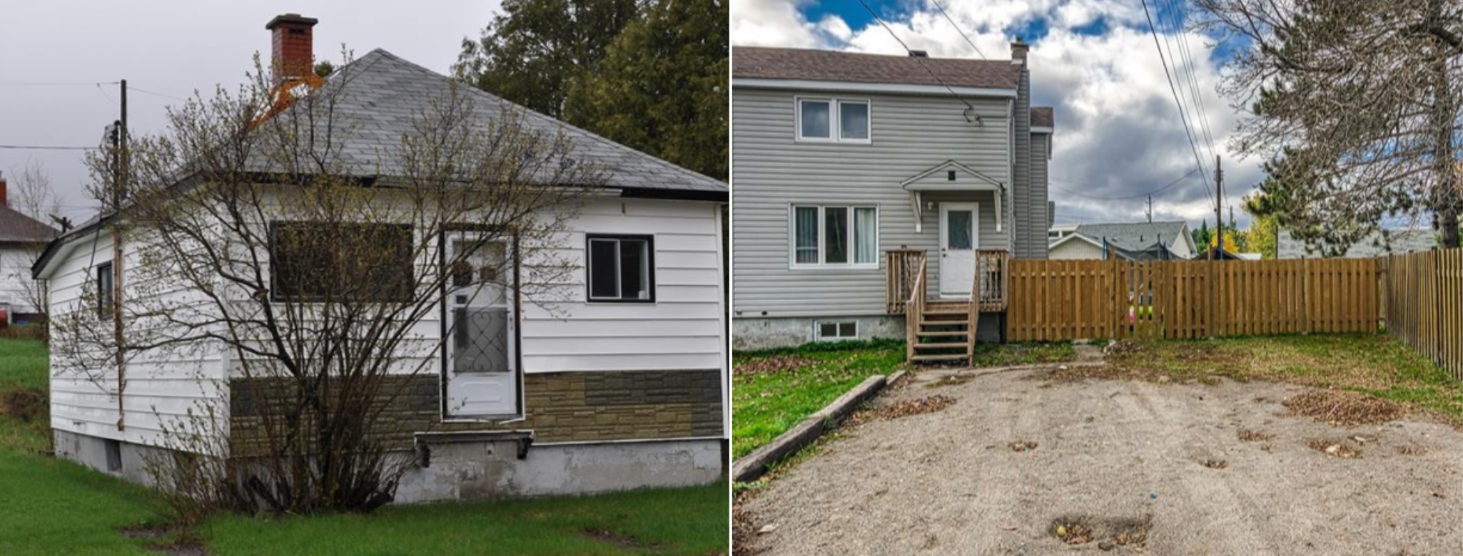 homes in Greater Sudbury