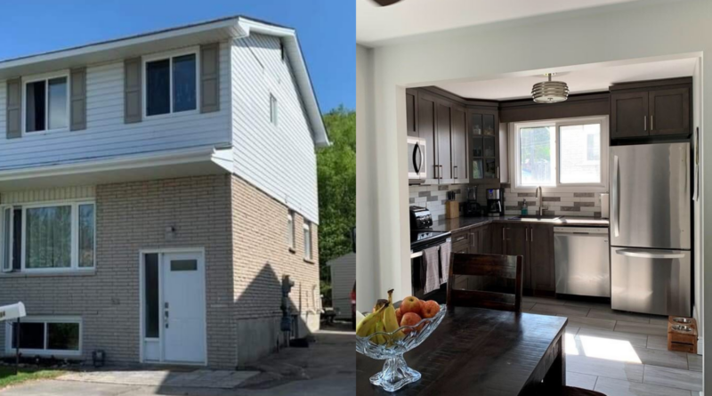 This Stunning Semi Just Hit The Market & It's In One Of New Sudbury's Best Locations