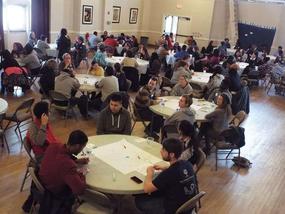 Community dialog