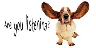 Listening Fearlessly