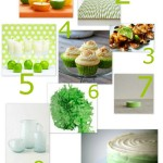 Inspiration: 9 Necessities For A Lime Green Bash