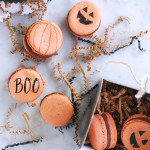 DIY \ Spooky & Sweet Macarons