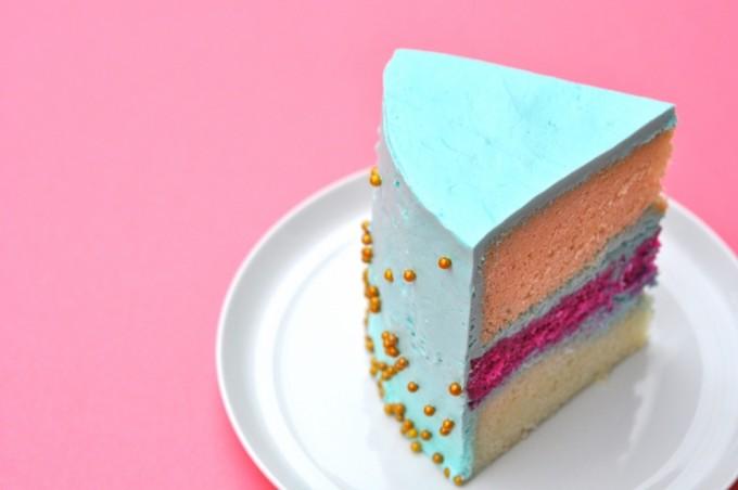 Taste It \\ Colorful Easter Cake