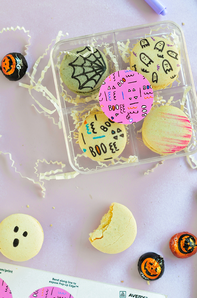 Halloween Printables via @theproperblog