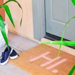 Make It \\ DIY Typography Doormat