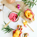 Taste It \\ Assorted Fruit Bowls For Frozen Treats