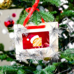 #MissionMerry \\ DIY Gift Card Holders To Hang From The Tree