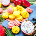 Forever Summer, Forever Color \\ How To Make Macarons: The Dragonfruit Edition