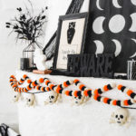 #ProperAtHome \\ The Halloween Decor We Used Around The House