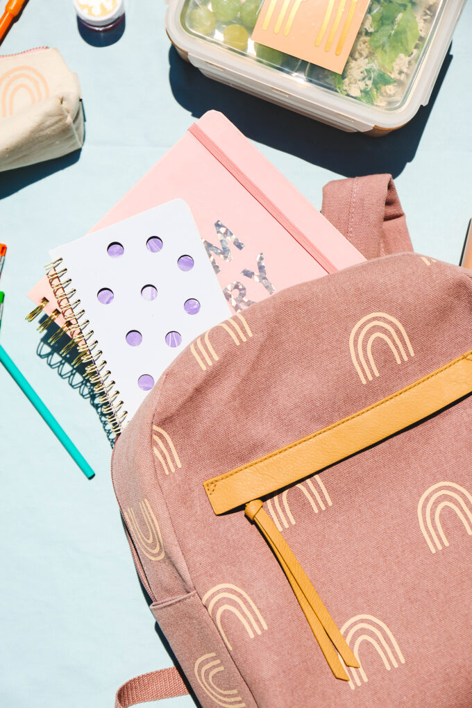 #Make It \\ DIY Backpack Makeover & Updated Back To School Accessories