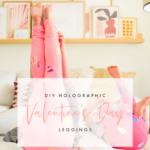 DIY Valentine's Day Leggings with Cricut