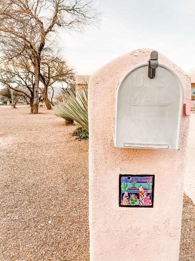 arizona mailbox