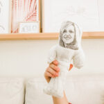 All Dolled Up \\ How To Make A Homemade Doll Using Your Child's Artwork