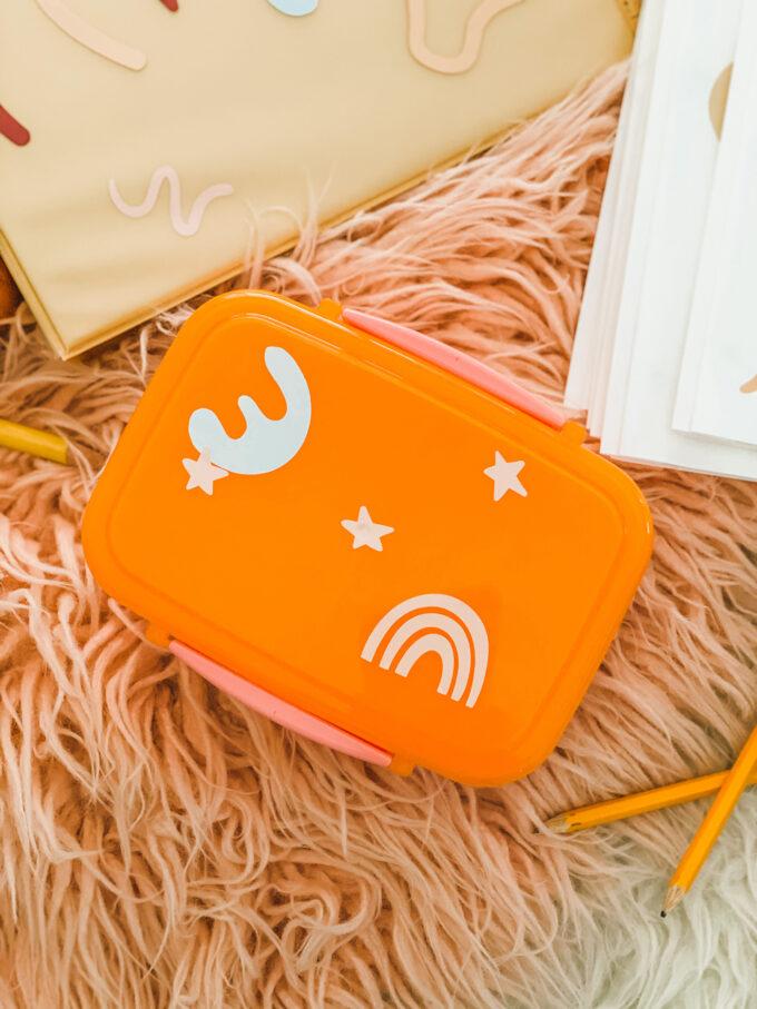 personalized school lunchbox