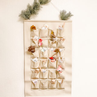 What I Put In Our Advent Calendar