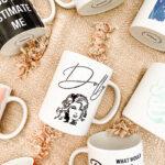 Mean Muggin' \\ DIY Mugs With The All New Cricut Mug Press