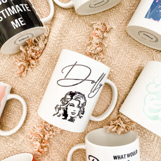 DIY Mugs With The All New Cricut Mug Press