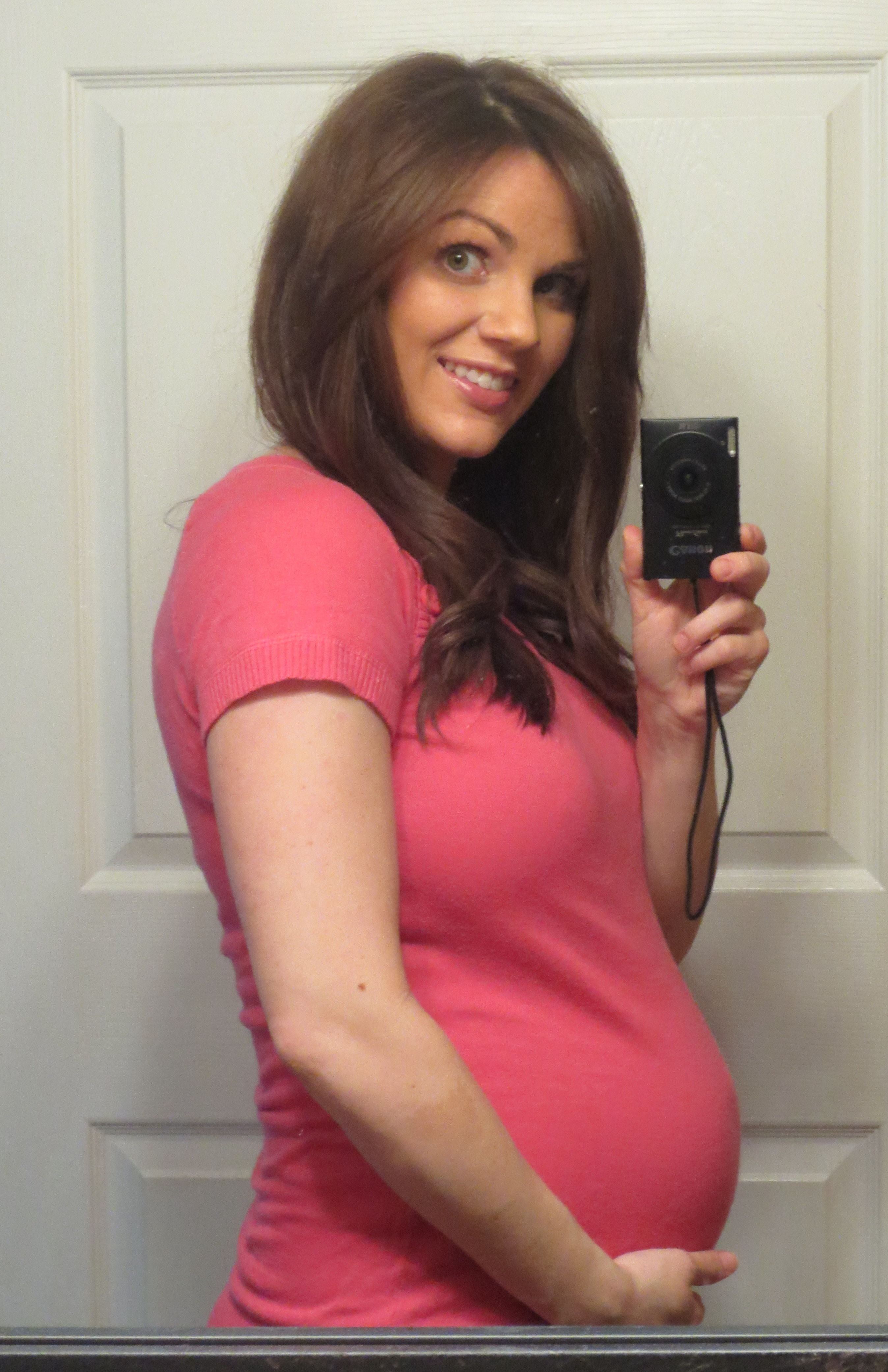 21 Weeks Pregnant with Twins