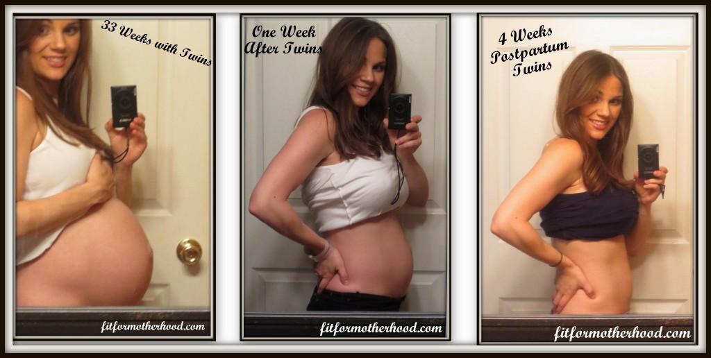 33 weeks to 4 weeks post