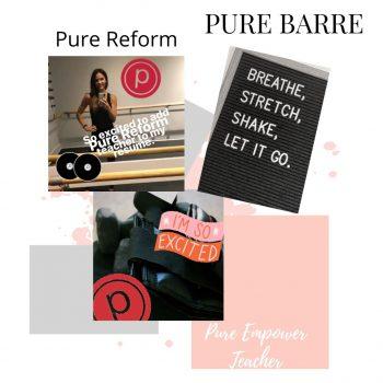 Teaching Pure Barre